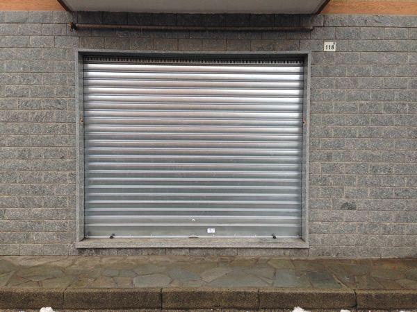 Euroinfissi porte tagliafuoco e sicurezza - Serrande per finestre ...