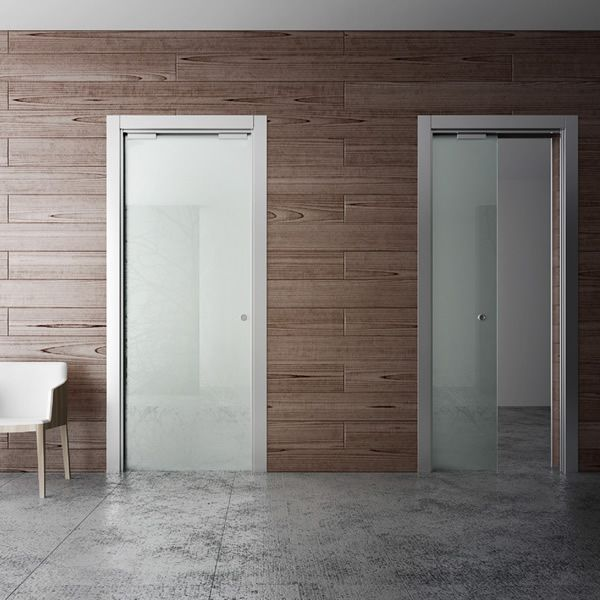 Euroinfissi realizzazione porte interne e raso o filo muro - Porte interne a filo muro ...
